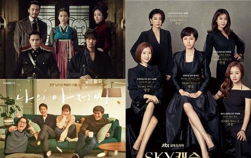 Giải Baeksang 2019: 'Sky Castle' dẫn đầu với 8 đề cử, 'Mr. Sunshine' và 'My Ajusshi' theo sau với 7 đề cử