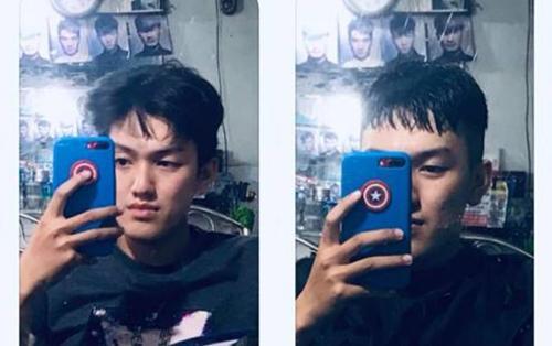 Tin nhầm thợ cắt tóc, hot boy nhận quả đầu 'úp sọ dừa' và cái kết đắng khi bạn gái tuyên bố 'ngưng yêu đương'