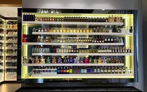 Bộ sưu tập nước hoa khủng của Trấn Thành khiến nhiều người phải 'lác mắt'
