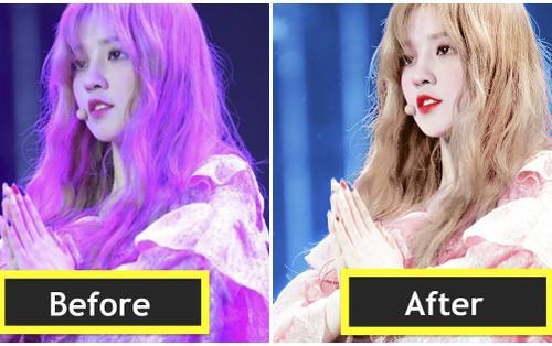 Xem xong loạt ảnh này bạn sẽ thấy admin fansite các nhóm nhạc Kpop đúng là bậc thầy về Photoshop