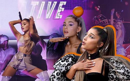 Quên mic, chồng ghế đổ vào người, fan trộm nhẫn: 1001 tình huống bi hài từ 'Sweetener Tour' của Ariana Grande