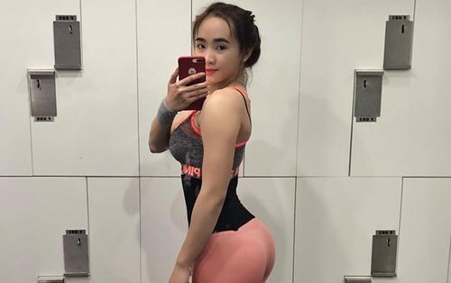 3 hot girl tập Gym nổi tiếng nhờ mạng xã hội