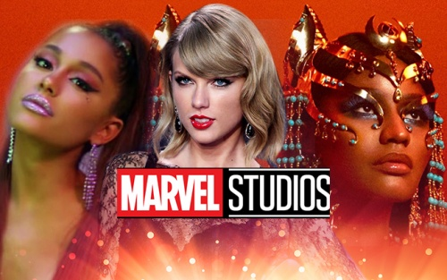 Bạn không nhìn nhầm đâu: Taylor Swift - Ariana Grande - Nicki Minaj - Rihanna cùng xuất hiện trong 1 clip 'nóng hừng hực'