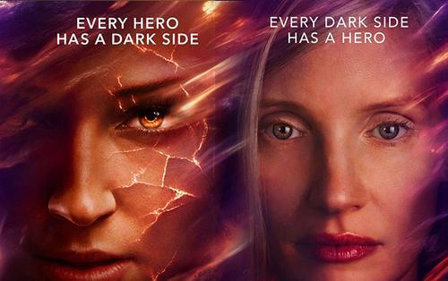 X-Men: Dark Phoenix công bố loạt poster nhân vật, vai diễn của Jessica Chastain vẫn giữ kín tên
