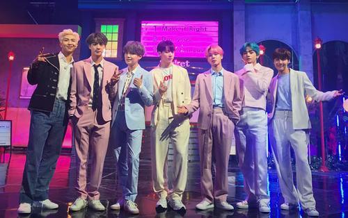 No.1 trên BXH Billboard 200 với 'Map Of The Soul: Persona', BTS làm nên kì tích chưa nhóm KPop nào có được
