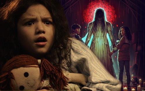 Mẹ ma La Llorona trong 'Mẹ ma than khóc' có đáng sợ hơn ác quỷ ma sơ của 'The Nun'?
