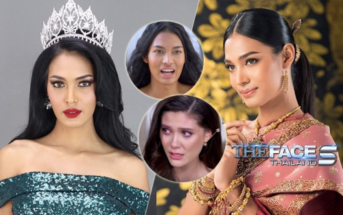 Mỹ nhân The Face Thái được Maria - Sabina cưng nhất là Hoa hậu Chuyển giới Quốc tế 2018