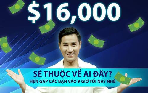 Trời ơi tin được không, giải thưởng Confetti Vietnam tối nay lên tới 16.000 USD!