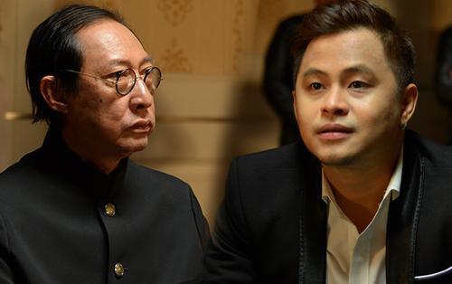 Cố nghệ sĩ Lê Bình xuất hiện trong teaser phim 'Vô gian đạo' về nạn cờ bạc bịp cùng La Thành, Huỳnh Anh