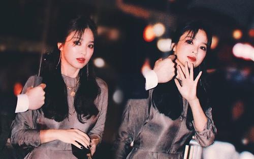 Bị truyền thông quốc tế 'bơ đẹp', Song Hye Kyo lu mờ trước dàn sao Hollywood tại đất Mỹ