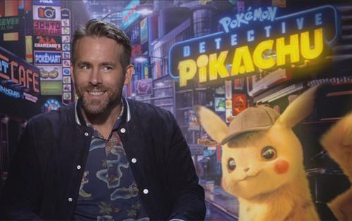 Ryan Reynolds tiết lộ lí do tham gia 'Detective Pikachu'