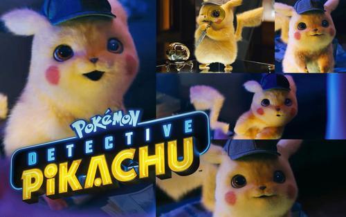 Sự đáng yêu của Pikachu cân mọi thứ trong 'Pokémon: Detective Pikachu'