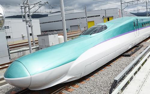 Nhật Bản thử nghiệm tàu cao tốc nhanh chưa từng có trên thế giới, tốc độ tối đa tới 400 km/h