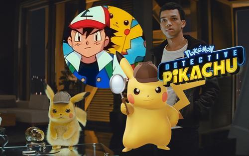 Đừng thấy lạ 'Thám tử Pikachu' khác phim hoạt hình Pokemon, vì nó dựa trên bản game 'Detective Pikachu'