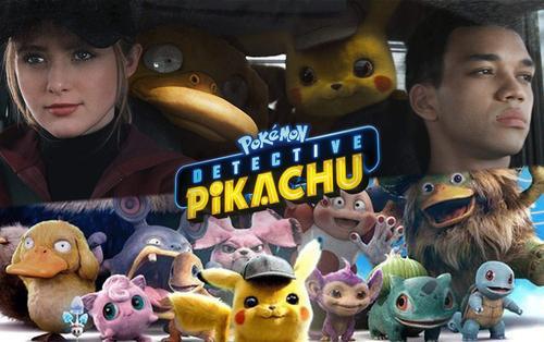 Không xuất sắc nhưng 'Detective Pikachu' là mở đầu an toàn cho kỷ nguyên Pokémon