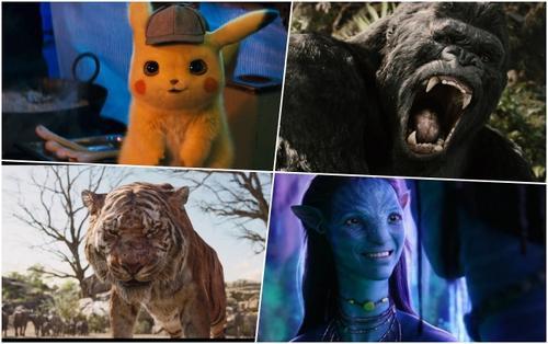 10 nhân vật sử dụng công nghệ mô phỏng hình ảnh (CGI) thành công nhất mọi thời đại (Phần 1)