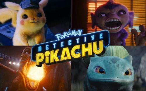 Đạo diễn tiết lộ số lượng Pokémon xuất hiện trong 'Detective Pikachu'