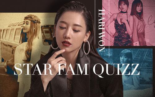 Thử thách: Nhìn hình ảnh đoán MV của Hari Won, chỉ Star Fam chân chính mới trả lời đúng hết 10 câu hỏi này
