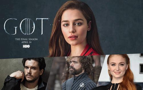 Nhờ có series 'Game Of Thrones' mà những ngôi sao này đã trở nên nổi tiếng!