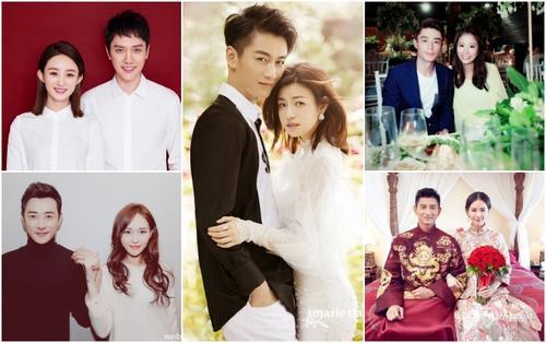 Nhân dịp lễ tình nhân Trung Quốc, điểm danh 5 cặp đôi phim giả tình thật của phim Hoa ngữ