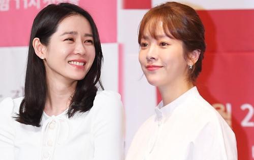 'Spring Night': Han Ji Min trả lời câu hỏi so sánh với Son Ye Jin trong 'Chị đẹp', K-net phản ứng ra sao?