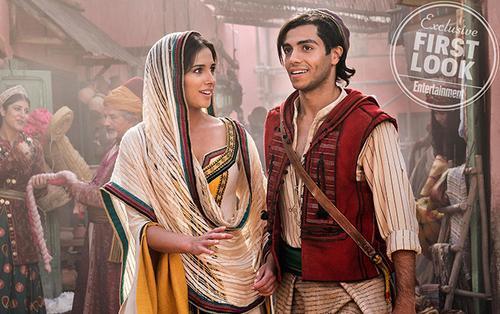 Review phim 'Aladdin' live-action: Màn chuyển thể ấn tượng, sôi động và mãn nhãn của Disney