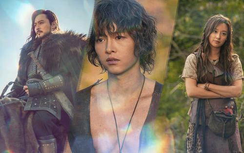 """Không phải Kim Ji Won, Song Joong Ki bị ánh mắt người này hớp hồn khi quay """"Arthdal Chronicles"""""""