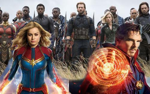 Tổng hợp tất cả các Avengers sau sự kiện Endgame (Phần 3)