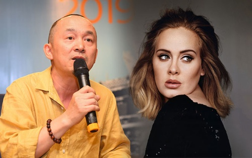 Nhạc sĩ Quốc Trung: Khó mời được Adele về Monsoon tại Việt Nam chỉ vì tiền cát-xê quá lớn