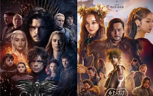 Chưa lên sóng bom tấn 'Arthdal Chronicles' của Song Joong Ki đã vướng phải nghi vấn đạo nhái 'Game of Thrones'
