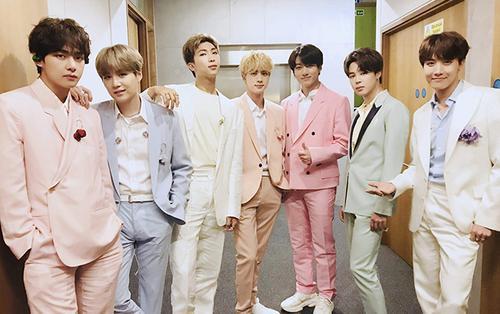 Sau màn biểu diễn tại Britain's Got Talent, ca khúc 'Boy With Luv' của BTS bất ngờ tăng hạng trên iTunes Anh