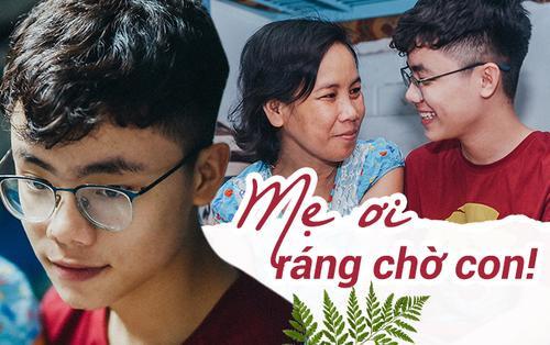 'Mẹ ơi! Ráng chờ con': Ước mơ của cậu bé Giọng hát Việt Nhí lấy giọng hát kiếm tiền thay thận cho mẹ… đã thành hiện thực