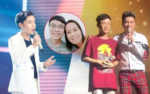 Đàm Vĩnh Hưng đưa Minh Nhật The Voice Kids đi hát, thực hiện ước mơ thay thận cho mẹ