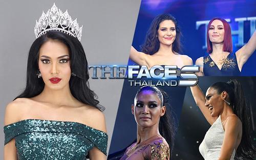 Ngã sóng soài, Hoa hậu Chuyển giới Quốc tế CANDY vẫn đăng quang The Face Thailand mùa 5