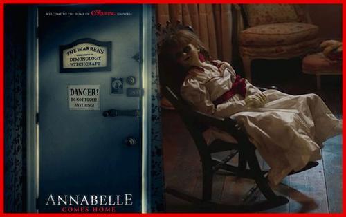 Annabelle Comes Home: Khám phá ngôi nhà ma ám của gia đình Warren với video thực tế ảo