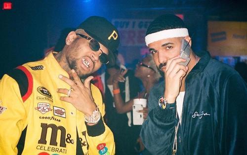 Drake 'bắt tay' Chris Brown: Chuyện gì xảy ra khi 2 tình cũ của Rihanna kết hợp?