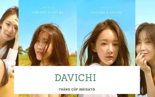 Chiếc cúp thứ 20 trong sự nghiệp của Davichi: Chiến thắng sát nút BlackPink tại Inkigayo