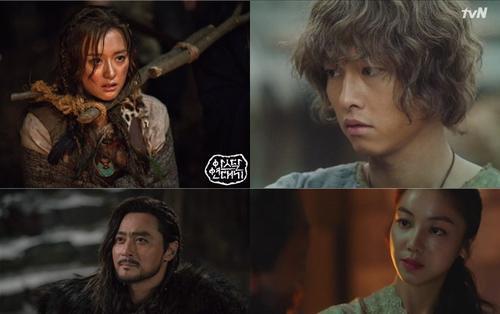 Phim 'Arthdal Chronicles' của Song Joong Ki tăng rating trở lại và đạt kỷ lục mới