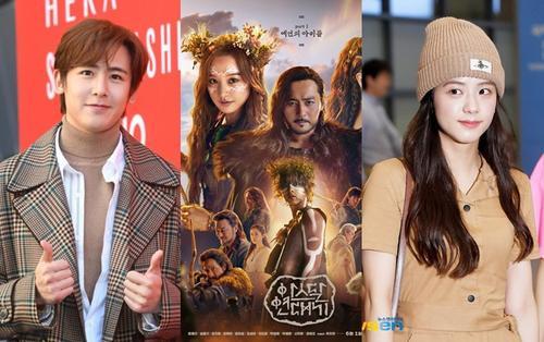 Sau Jisoo (Blackpink), Nichkhun (2PM) xác nhận tham gia phim 'Niên sử ký Arthdal' của Song Joong Ki