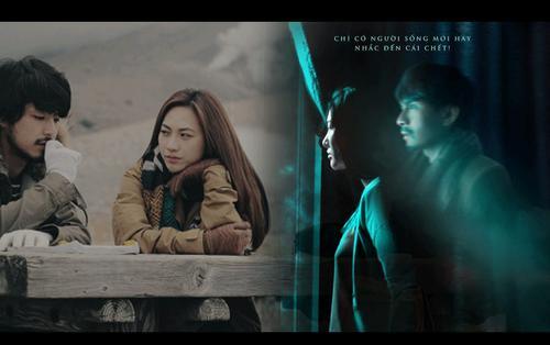 Mùa hè năm ngoái còn là nàng thơ, Phương Anh Đào bỗng trở thành mẹ đơn thân trong phim kinh dị