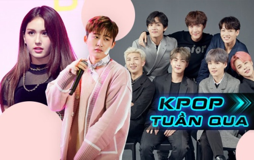 Kpop tuần qua: B.I rời iKON trước scandal dùng chất cấm, BTS vượt EXO với chiếc cúp thứ 19 của 'Boy With Luv' cùng hàng loạt sự kiện đáng chú ý