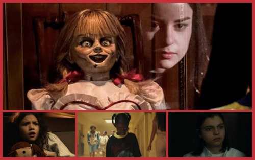 'Annabelle: Ác quỷ trở về': Điểm mặt những 'đứa trẻ vàng' trong làng tạo nghiệp của các phim kinh dị