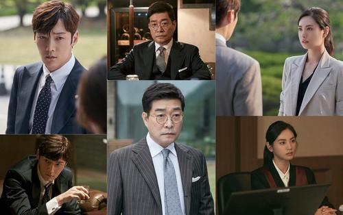 'Justice' thả thính fans với những bức ảnh của Choi Jin Hyuk, Nana, Son Hyun Joo