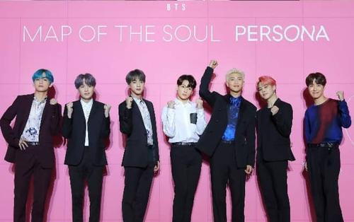 Album 'Map Of The Soul: Persona' của BTS được xác lập kỷ lục Guinness