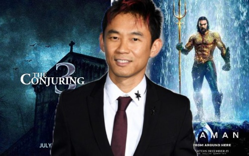 'Aquaman 2' sẽ không phải là bộ phim tiếp theo do James Wan đạo diễn?