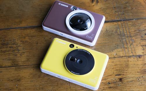 Canon ra mắt bộ đôi máy ảnh chụp lấy liền iNSPiC với nhiều tuỳ chọn màu sắc