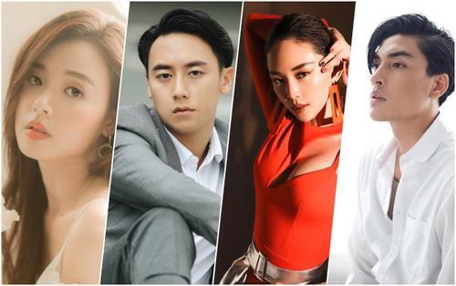 Tóc Tiên, Rocker Nguyễn, Midu, Quang Đại: Thêm sáng lấp lánh bởi học vấn của chính mình