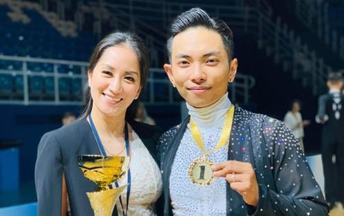 Khánh Thi sững người không dám tin khi Phan Hiển lập cú đúp mới với điểm số cao nhất ở Rising Star Sochi Open 2019
