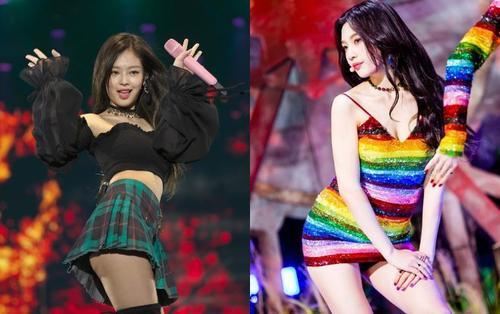 Hé lộ các loại nội y idol nữ Kpop thường mặc trong váy siêu ngắn