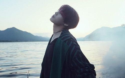Ha Sung Woon tung teaser lyrics 'ngọt như đường' đốn tim fan cho album trở lại